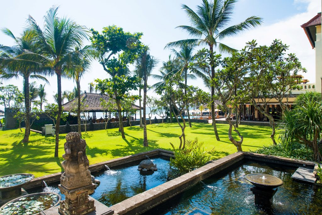 Crédito: o The Legian Bali no site da The Leading Hotels of the World