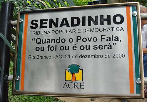 O forró do Senadinho