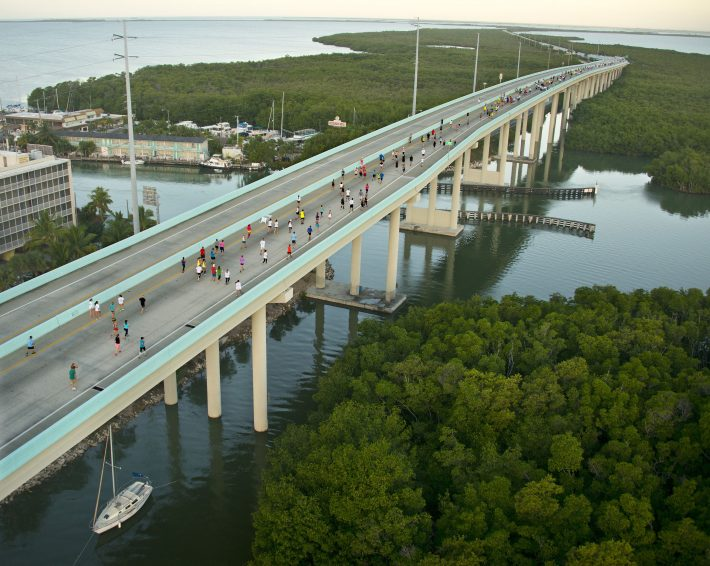 Overseas Highway, na Florida - Foto: Andy Newman/Reuters