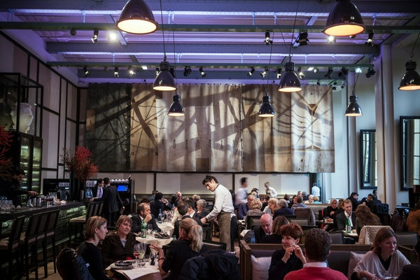 Paris: Vida nova para as brasseries